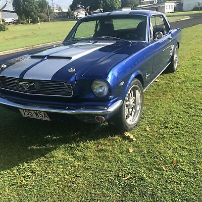 1966 Ford Mustang Coupe (Mint)