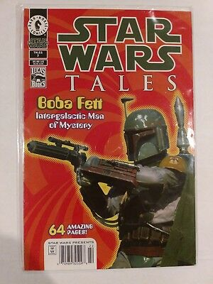 Star Wars Tales #7 - Boba Fett PHOTO COVER 1st Appearance Boba's Daughter