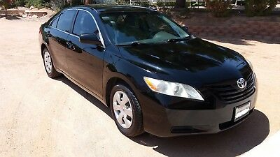2009 Toyota Camry LE 2009 Toyota Camry Le 2.4L Black 103k/52k Nice