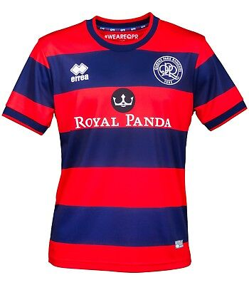 size:large Queens Park Rangers  Football Shirt QPR Soccer Jersey 2018 Away