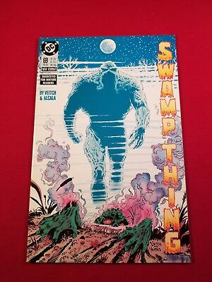 Swamp Thing  DC - #69, Parliament of Trees, Veitch/Alcala, NM 9.2 .50 AUCTION NR