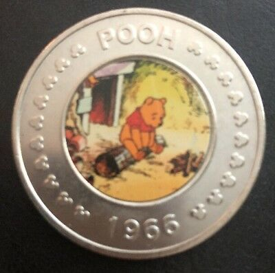 The Disney Decades Coins 1966 Pooh