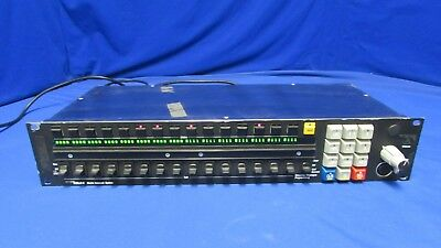 Telex RadioCom BTR-800 UHF Wireless Intercom Base Station w/ 4 TR-800 Beltpacks