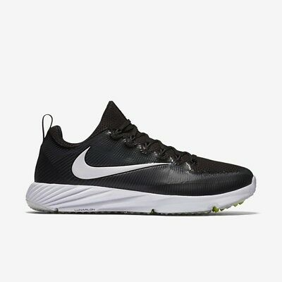 the best attitude 19fbe beac3 Men s Nike Vapor Speed Turf Football Shoes Black White 833408-017