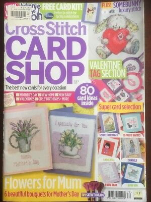 Cross Stitch Card Shop Magazine Issue 70