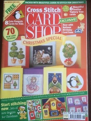 Cross Stitch Card Shop Magazine Issue 26