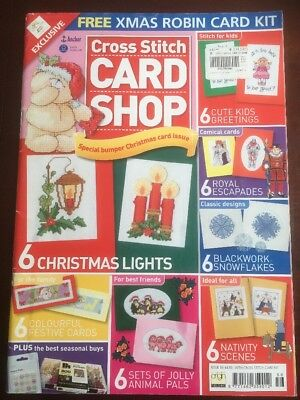 Cross Stitch Card Shop Magazine Issue 56
