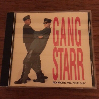 Gand Starr No More Mr. Nice Guy 1989 edition, Wild Pitch