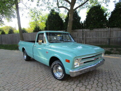 1968 Chevrolet C-10 Pickup Long Bed 3spd floor trans
