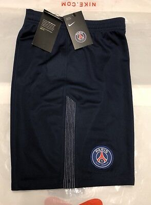 NIKE PSG PARIS SAINT GERMAIN BREATHE FOOTBALL MENS  Shorts M Brand New With Tags