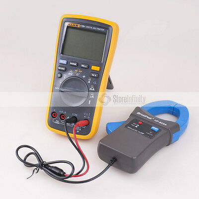 Fluke 17B+ Digital Multimeter with AC/DC Current Power LED 45mm Jaw caliber