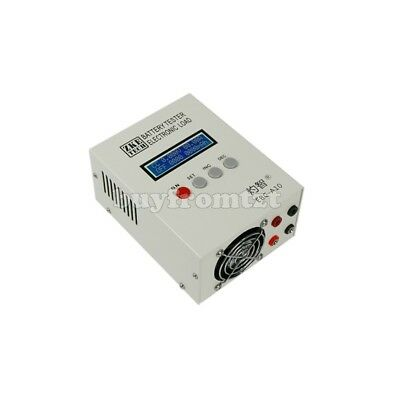 Battery Discharge Capacity Tester 0-18V 0-30V 5-10A 75W Power Bank Power Test