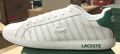 43ed7ff57 Like us on Facebook · Lacoste Graduate 318 1 SPM Men s Tennis Casual Shoes 7-36SPM0021082  LO10b