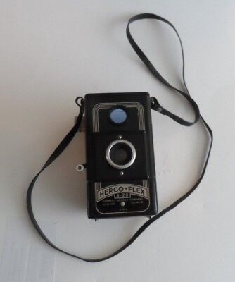 Vintage Herco - Flex Camera 6-20, Herbert George Company, Chicago Illinois
