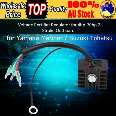 Car Emergency Accessories Outboard Voltage Motor Rectifier For Yamaha Mariner