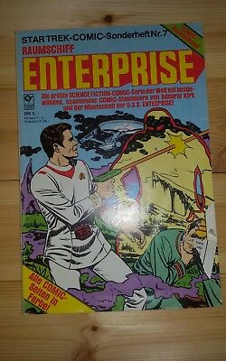 Star Trek Comic Sonderheft Nr.7 - Raumschiff Enterprise