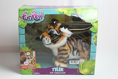 Fur Real Tiger Roaring Tyler Furreal Electronic Toy NEW, BUT WITHOUT TOY