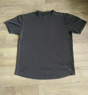 British Army Self wicking T shirt coolmax Hiking size 88s