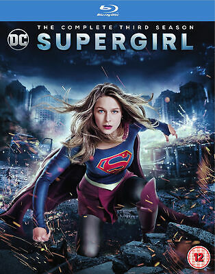 Supergirl: Season 3 (Blu-ray)