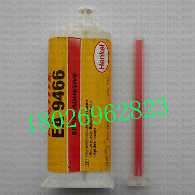 LOCTITE EA 9466 Epoxy resin AB glue Sticky cermet structural adhesive 50ml  #AE8B