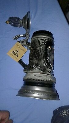 Limited edition Zoller & Born Beer Stein   677/5000