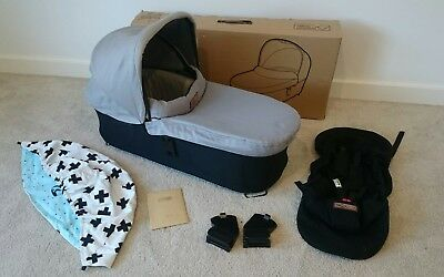 mountain buggy carrycot plus for swift or mini