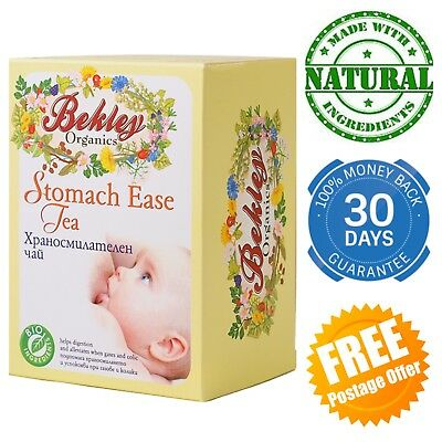 Digestive tea babies Fennel Digestion Colic Ease Bloated Stomach Relief Herbs