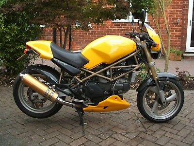 Ducati M750 Monster,1996 And Only 9000 Miles From New.