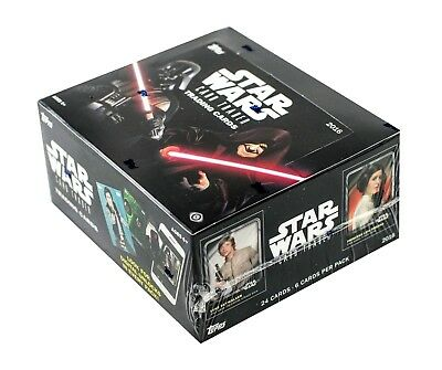 Topps Star Wars Card Trader Hobby Box 2016 TRADING CARDS TRADING CARDS