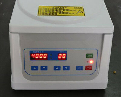 CE PRP Beauty Centrifuge CGF PRF Blood Centrifuge Serum fat separator 8*15mL