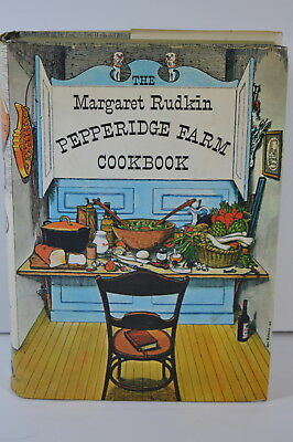 Margaret The Rudkin Pepperidge Farm Cookbook 1970