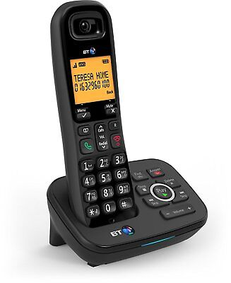 BT 1700 Nuisance Call Blocker Cordless Home Phone with Answer Machine Single