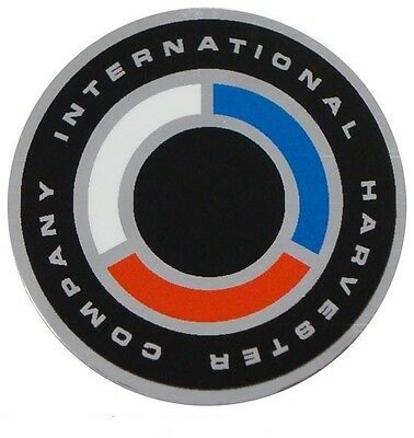 STEERING WHEEL CAP DECAL for IH International Harvester 504 656 706 756 806 1026