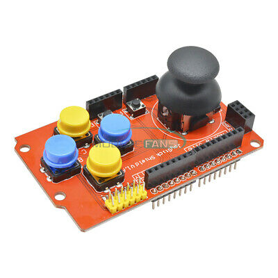 Gamepads JoyStick Keypad I2C IIC Shield PS2 for Arduino nRF24L01 Nokia 5110 LCD