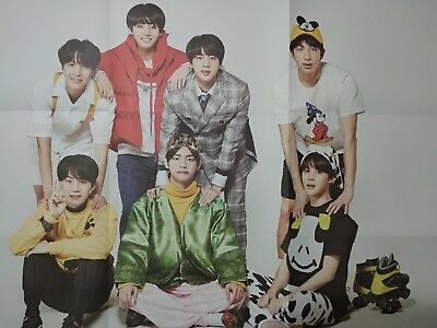 BTS 5th ARMY ZIP Notebook File Poster Postcard official fanclub membership kit