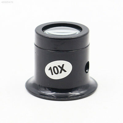 Durable Loupe 10x Watch Repair Tools Glass Mirror Magnifying Lens
