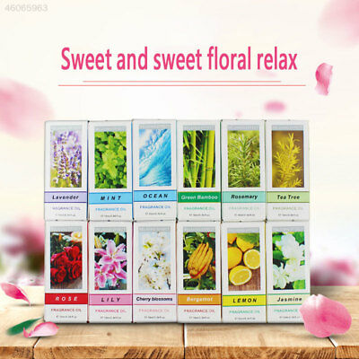 Scent Aromatherapy Essential Oil Pure Natural Air Purified Home Fragrance