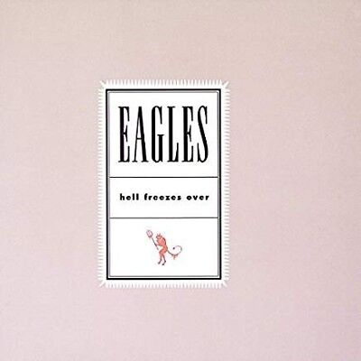 Hell Freezes Over - EAGLES [CD]