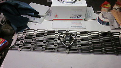 Lancia Beta Coupe Grill.came From A 1976 And Is Good Condition.