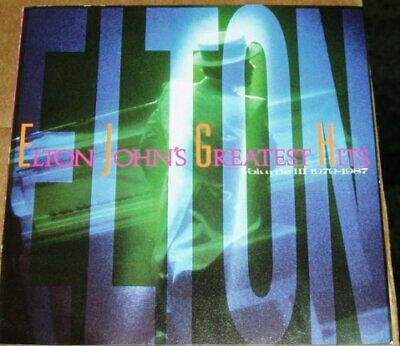 John,Elton : Greatest Hits Vol 03 CD