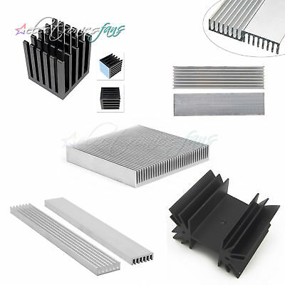 Heatsink Aluminum Heat Sink for LED Amplifier Transistor High Power Module