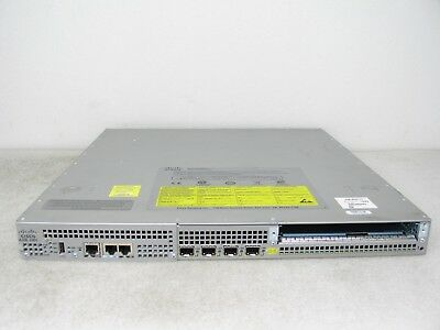 Cisco ASR1001 Aggregation Services Router w/ Dual AC - TESTED - 6A0