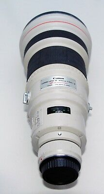 Canon EF 400mm f/2.8 L USM II Lens with Canon Hard Case
