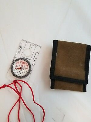 Compass With Case