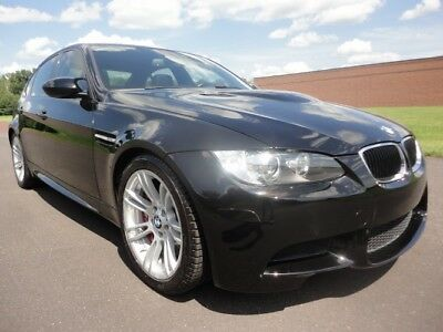 2011 Bmw M3 M3 4 Door Sedan V8 E90 2011 Bmw M3 E90 E92 Dct V8 Competition / Conveniece Pkg Premium Pkg 2 We Finance