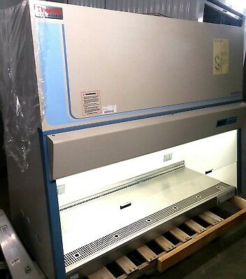 Thermo 1300 Series A2 Class II 6 Ft 1357 Biological Safety Cabinet BSC Warranty