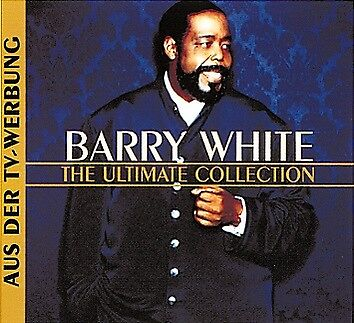 The Ultimate Collection - WHITE BARRY [CD]