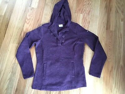 Columbia Womens Darling Days Pullover Hoodie Size Medium