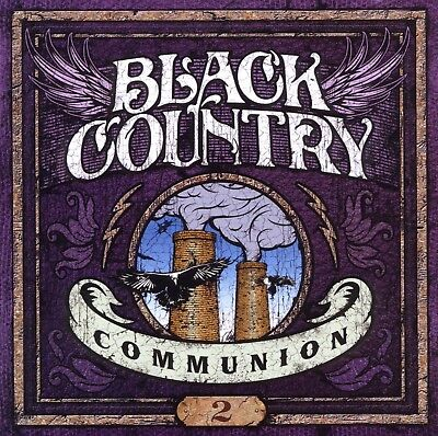 2 - Black Country Communion [Cd]