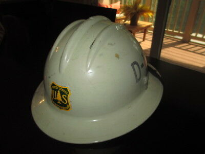 BULLARD Wildfire Series Firefighter Forest Service Full Brim HELMET